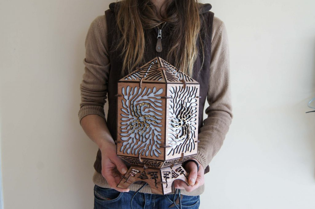 art lampe