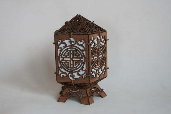 lampe asiatique
