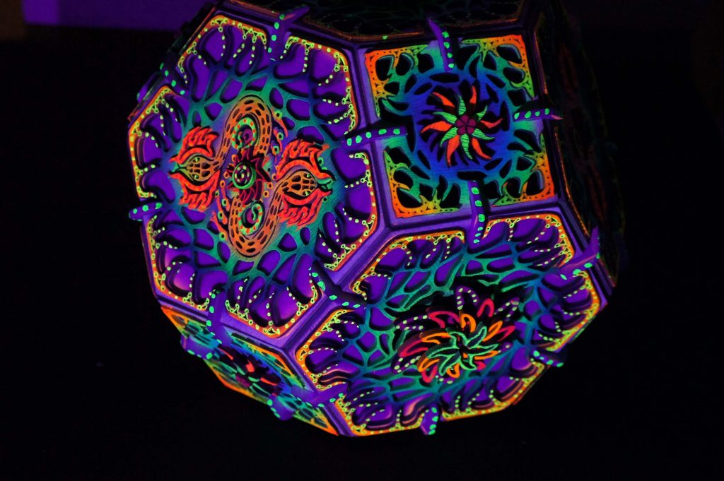 lampe fluo