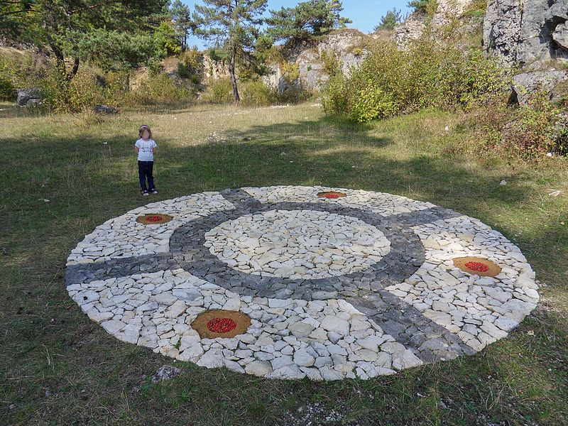 Land art : art et nature