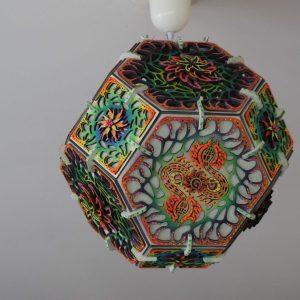 lampe psychedelique