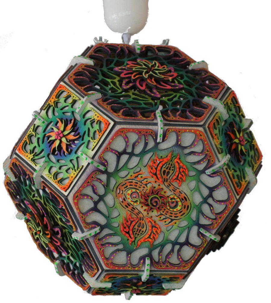 lustre psychedelique