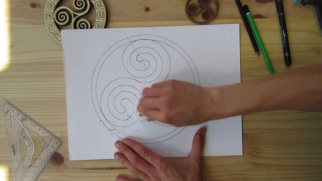 comment-dessiner-triskel