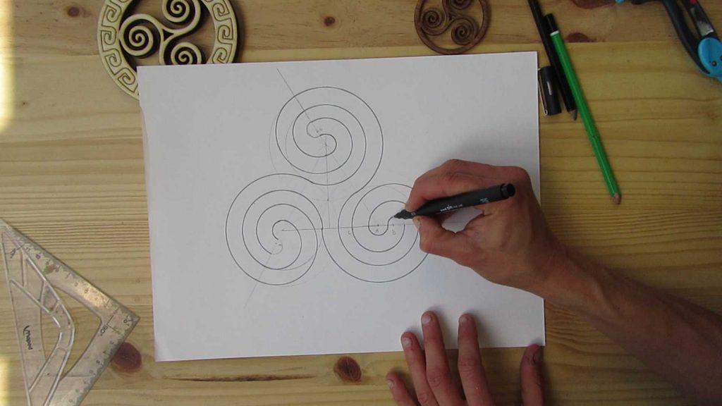dessin-celte