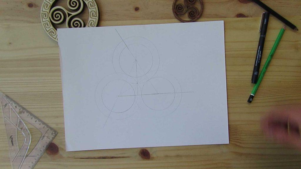 dessiner-triskèle