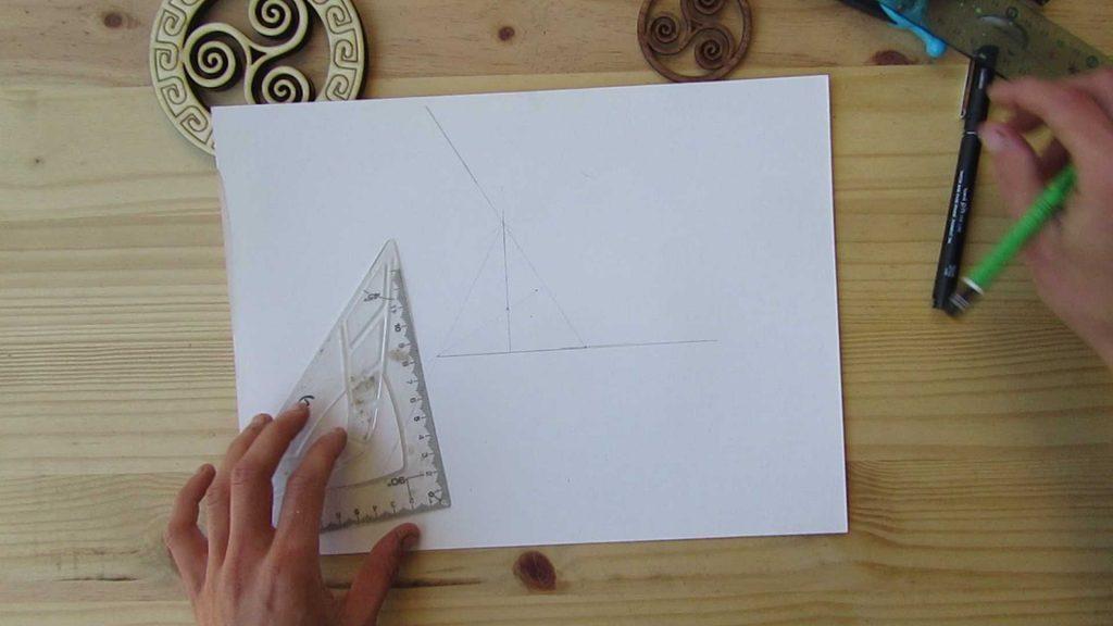 triskèle-dessin