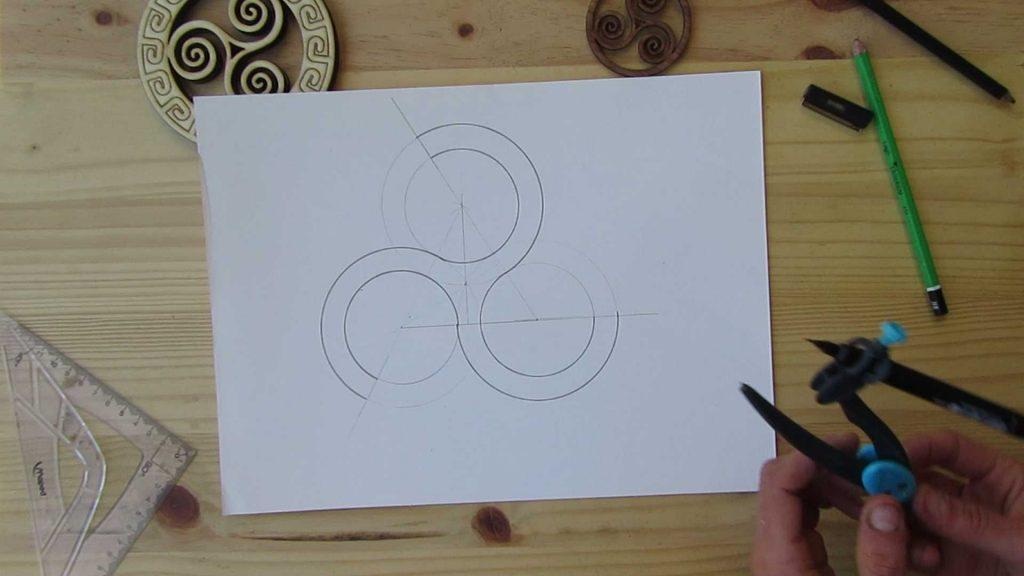 triskelion-dessin