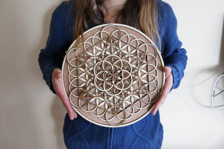 sacred geometry metatron