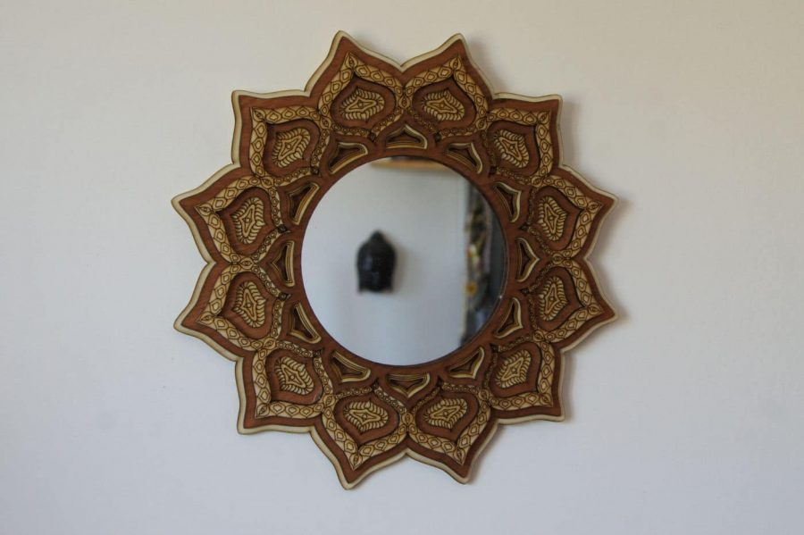 miroir-mandalà