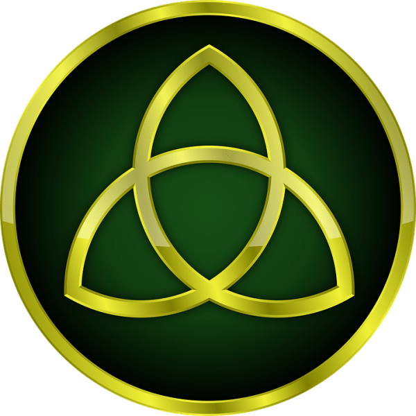 noeud celtique triquetra