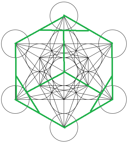 metatron-dodecahedre
