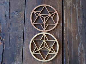 decoration-merkaba