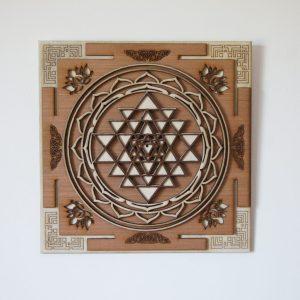 decoration-sri-yantra