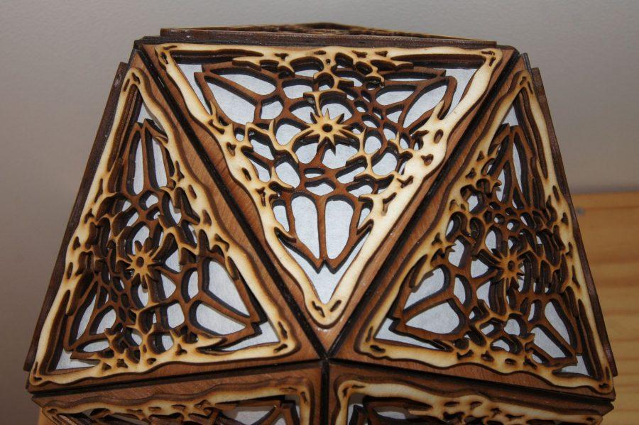 lampe-icosaedre